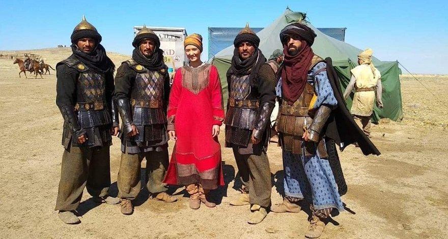 Фильм с участием азербайджанских каскадеров удостоен Гран-при Парижского кинофестиваля - ФОТО