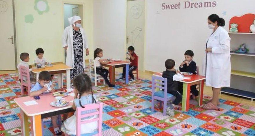В регионах возобновилась деятельность детских садов – ВИДЕО