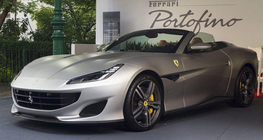 Самый дешевый суперкар Ferrari стал мощнее