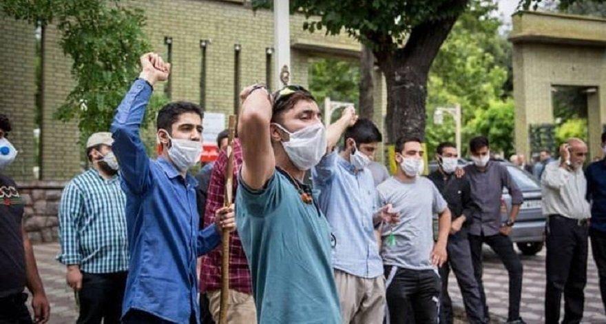 Перед посольством Армении в Тегеране прошла акция протеста