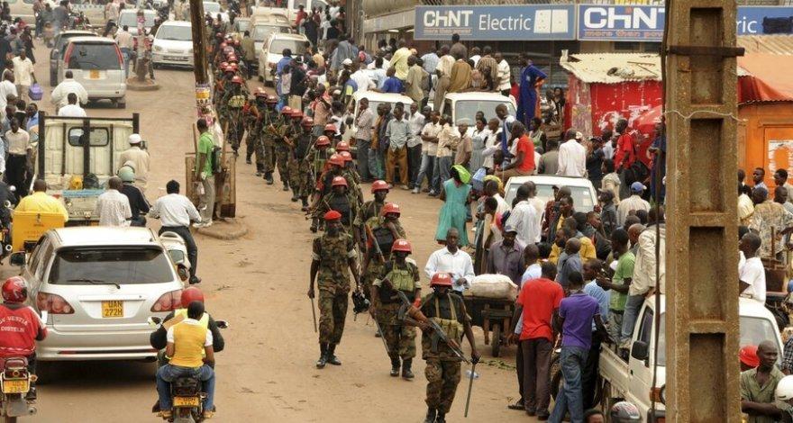 В Уганде из тюрьмы сбежали больше 200 особо опасных преступников