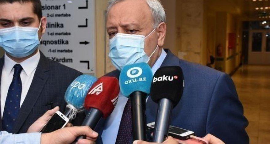 Рафаэль Мехтиев: В настоящее время опасности для жизни Тофига Ягублу нет - ВИДЕО