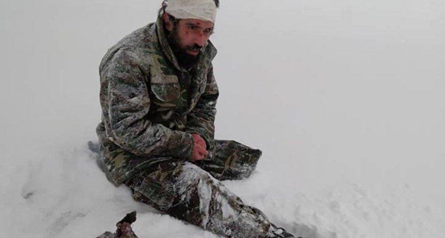 В Азербайджане сняли фильм «Озноб» - о драме солдата, потерявшего ногу – ФОТО