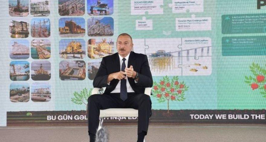 Президент: Если бы в свое время Азербайджан был независимым, то он мог бы стать самой богатой страной в мире
