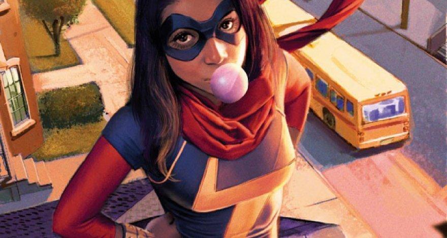 Marvel нашел режиссеров для сериала о супергероине-мусульманке