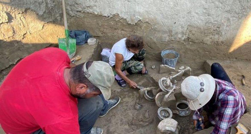 В Шеки обнаружен уникальный исторический памятник - ФОТО