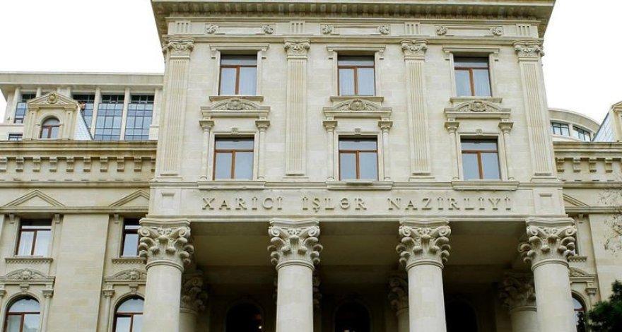 МИД Азербайджана: Безответственное поведение руководства Армении накаляет обстановку в регионе