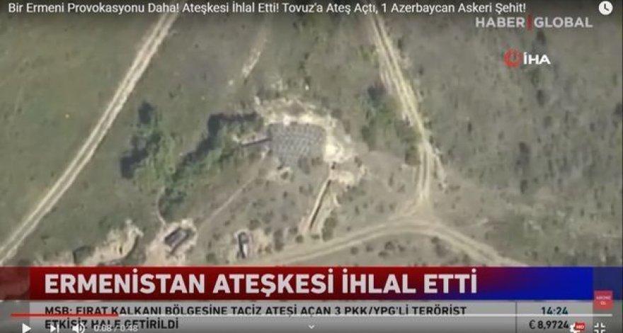 Турецкие СМИ осветили очередную провокацию Армении и гибель азербайджанского военнослужащего - ВИДЕО