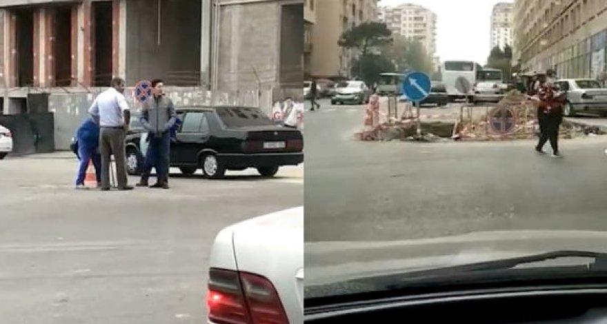 Почему в Хырдалане разворотили недавно отремонтированную дорогу? – ВИДЕО