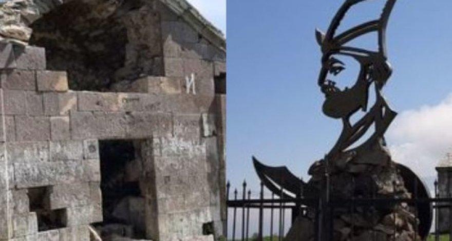 Минкультуры о будущем албанского храма в Гейгельском районе - ФОТО