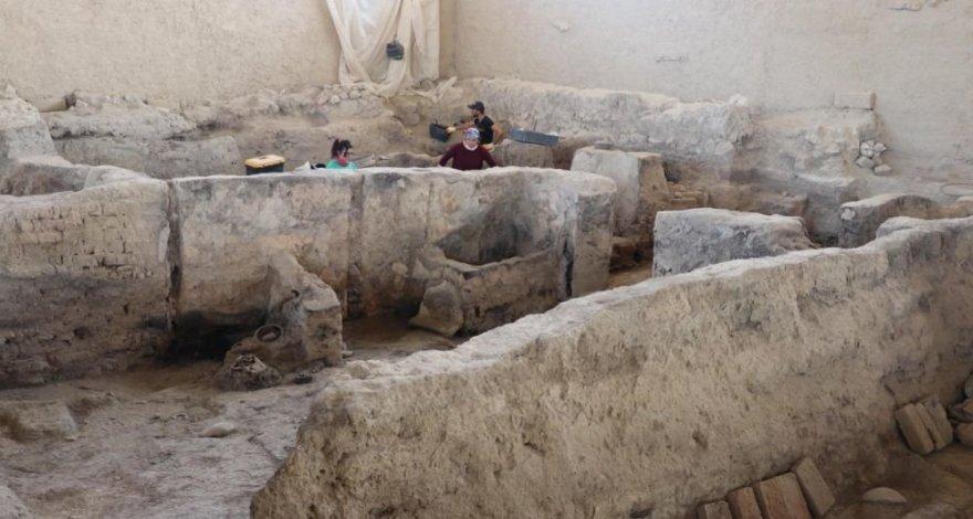 В Турции нашли фабрику, построенную 3700 лет назад