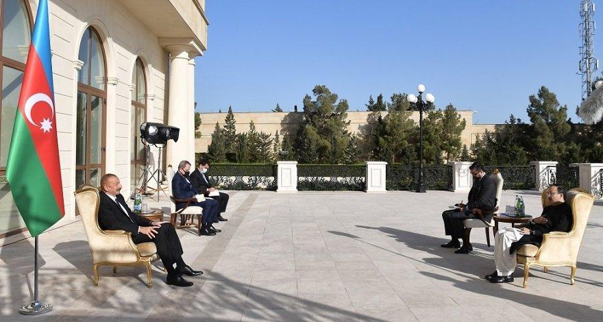 Президент Азербайджана принял верительные грамоты у нового посла Пакистана