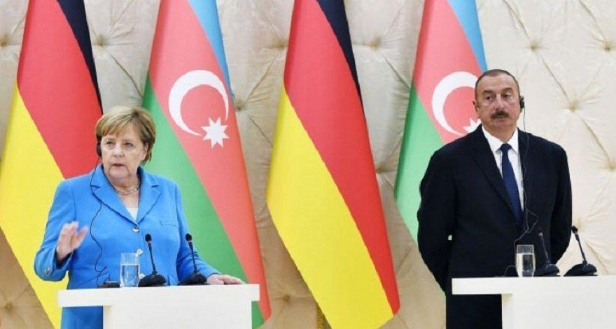 Ильхам Алиев и Ангела Меркель провели телефонные переговоры - ОБНОВЛЕНО