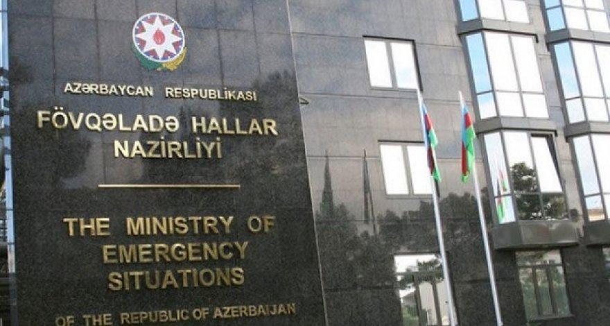 МЧС Азербайджана создало временные убежища для населения в прифронтовой зоне