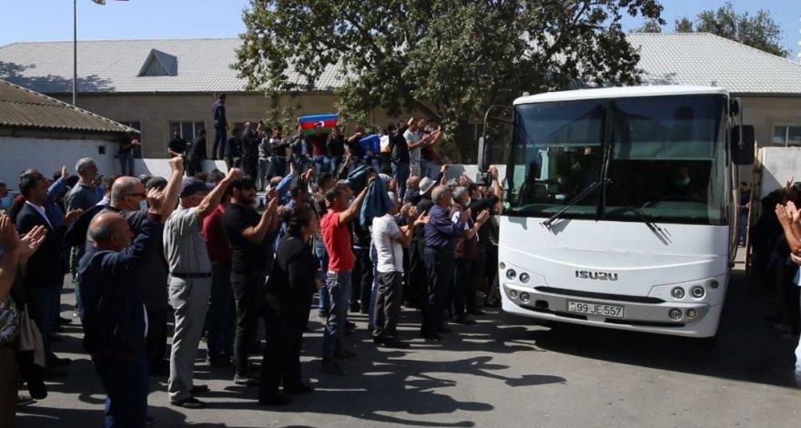 Госслужба: Началась отправка военнообязанных, призванных по мобилизации – ФОТО