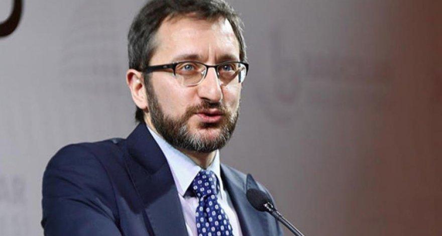 Фахреттин Алтун: Распространение сообщения об уничтожении истребителя ВВС Армении - пропагандистский трюк