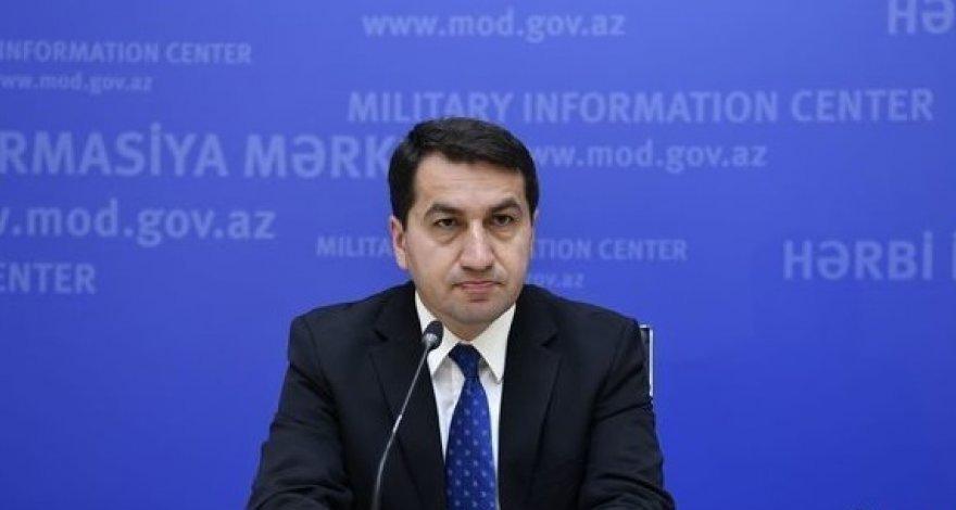 Хикмет Гаджиев: Советуем армянской стороне смотреть на радары