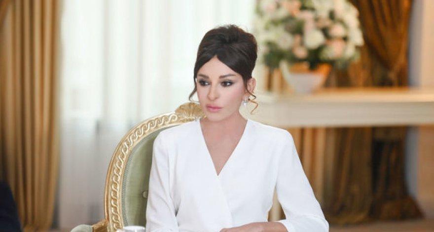 Мехрибан Алиева: Пусть Всевышний дарует каждому азербайджанцу возможность поцеловать священную землю Карабаха