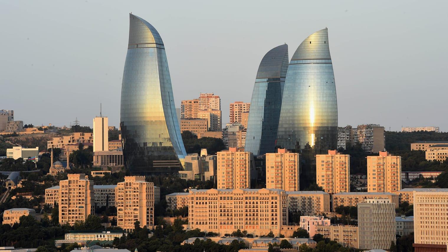 baku azerbaijan news