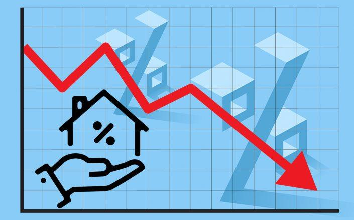 mortgage rates hit low again 705x439 1