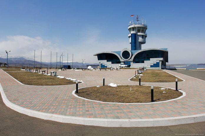 Hodjali Airport