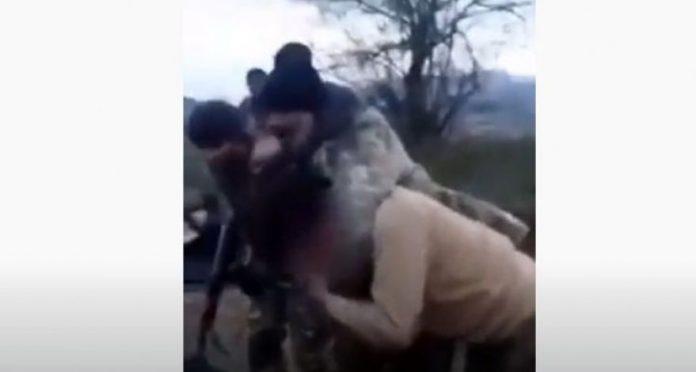 Омбудсмен обратилась в межорганизации в связи с пытками азербайджанских военнопленных армянами – ВИДЕО