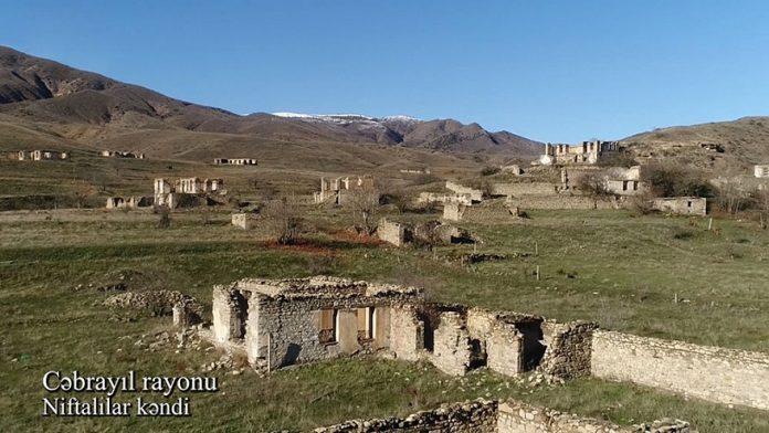 a7b55c1e minoborony azerbajdzhana pokazalo selo niftalylar dzhebrailskogo rajona osvobozhdennogo ot okkupaczii video
