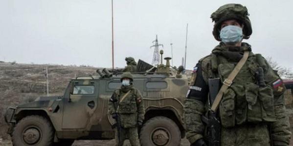 Российские миротворцы не выявили нарушений режима прекращения огня в Карабахе