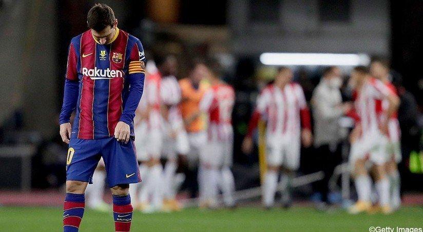 atletik pobedil barselonu i vyigral superkubok ispanii