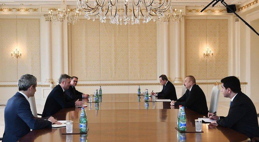 prezident my dolzhny sozdat takie usloviya chtoby talantlivaya molodezh osushhestvlyala deyatelnost v azerbajdzhane