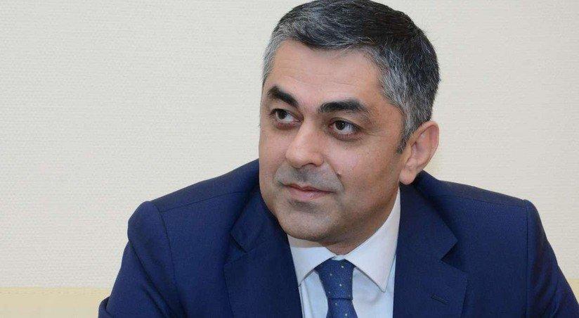 ramin guluzade naznachen upravlyayushhim delami prezidenta azerbajdzhana