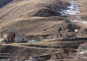 videokadry iz sela alybejli kelbadzharskogo rajona