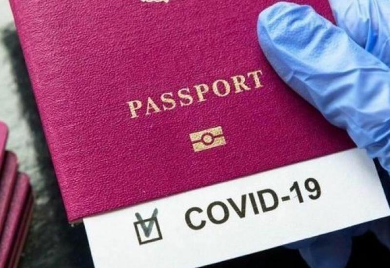 paasport vaccine 070221